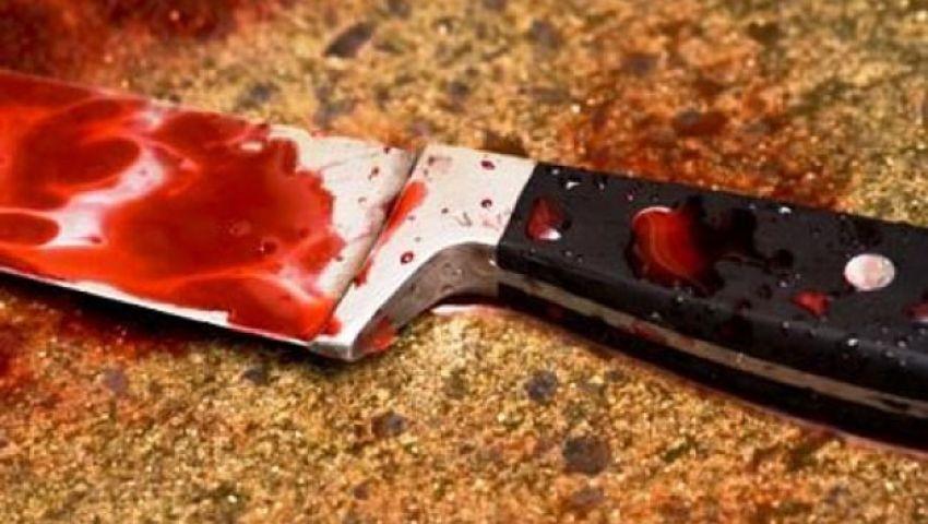 مدمن يذبح شقيقته بأسوان تحت تأثير المخدرات