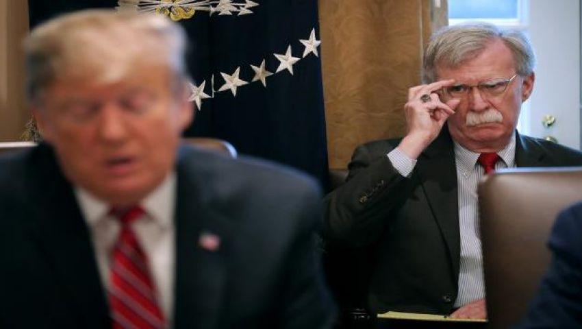«صقر الحرب» منبوذ.. كيف تم إقصاء جون بولتون من اجتماعات ترامب للأمن القومي؟