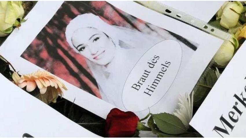 مدينة ألمانية تحيي ذكرى «شهيدة الحجاب» مروة الشربيني