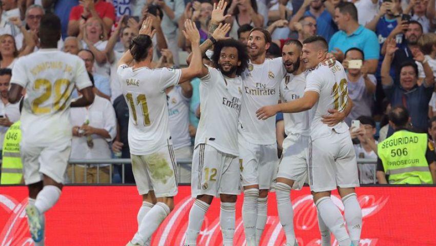 بالفيديو.. ريال مدريد يبدأ نزيف النقاط بتعادل إيجابي أمام بلد الوليد بالدوري الإسباني