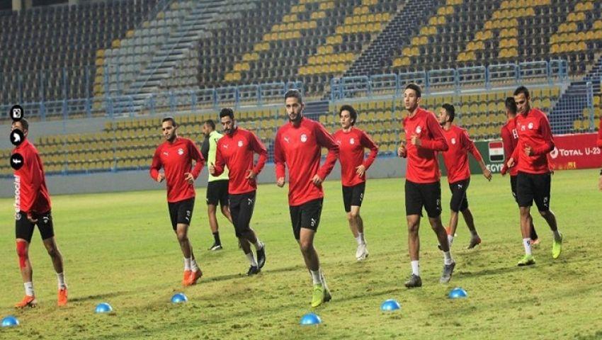استاد القاهرة يستضيف مباراتي الدور قبل النهائي لكأس الأمم تحت ٢٣ سنة