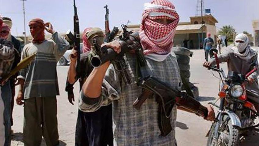 مسلحون يهاجمون مواقع للجيش والشرطة بالعريش