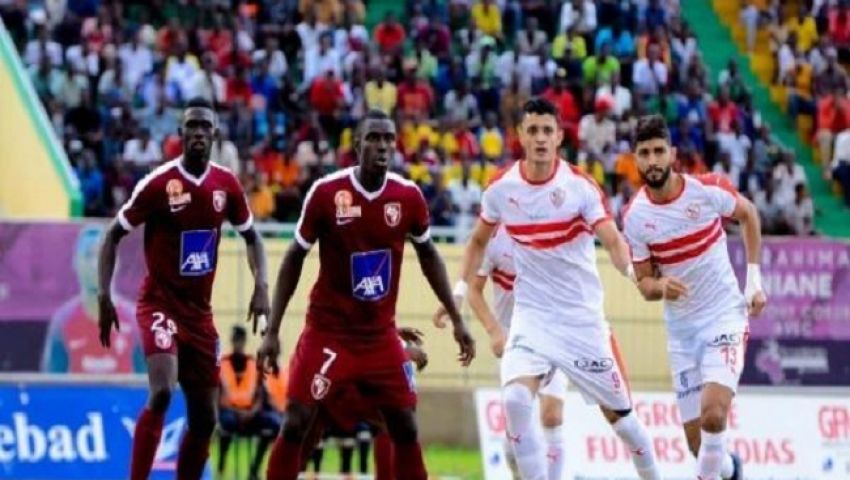 بالفيديو.. الزمالك يخسر أول مباراة تحت قيادة ميشتو أمام جينيراسيون السنغالي بدوري الأبطال