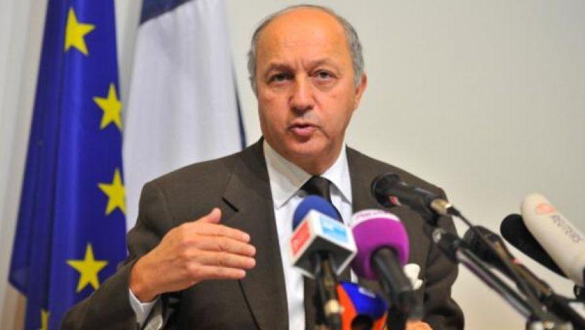 وزير خارجية فرنسا يصل طهران للقاء روحاني