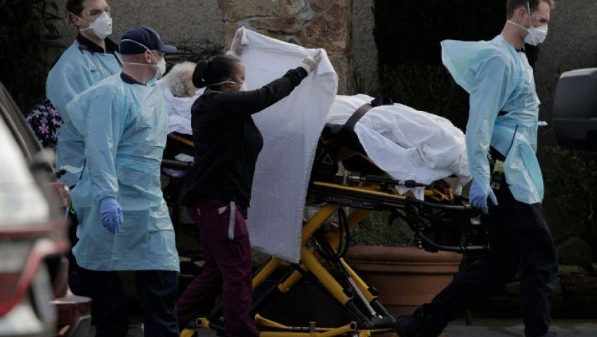 فيديو  كورونا يخنق إيطاليا..أزمة نقص كمامات وحصيلة ضحايا بالآلاف