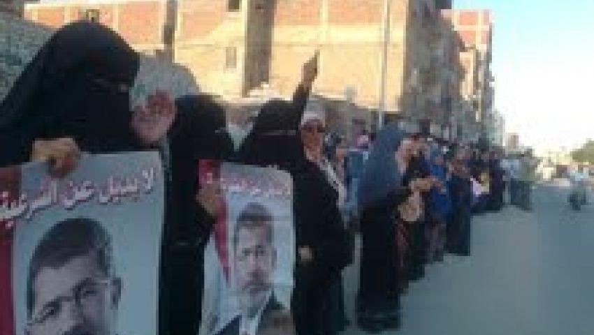 فيديو.. المظاهرات تجوب المحافظات تنديدًا بالانقلاب