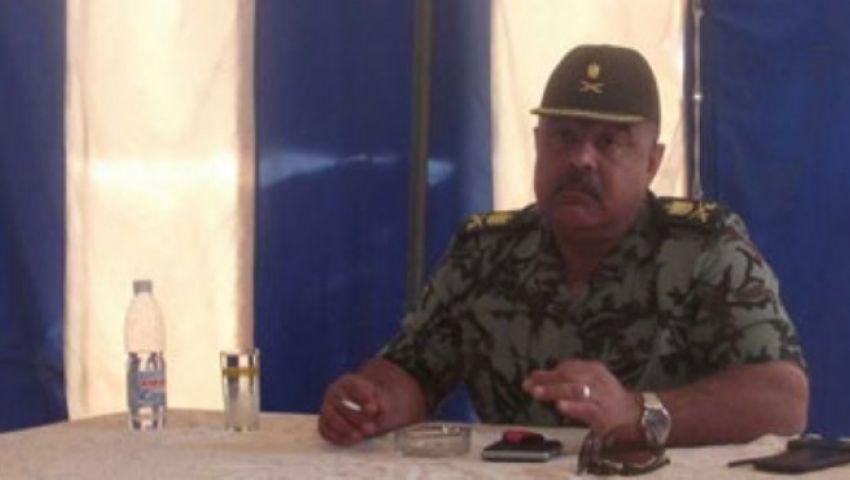 فيديو..قائد الجيش الثاني: السيسي سلم البلاد لشعبها دون أى مصلحة