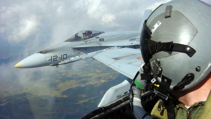 التحالف الدولي ينفذ 25 غارة ضد داعش