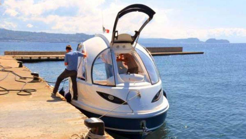 تصنيع سيارة بحرية في بريطانيا