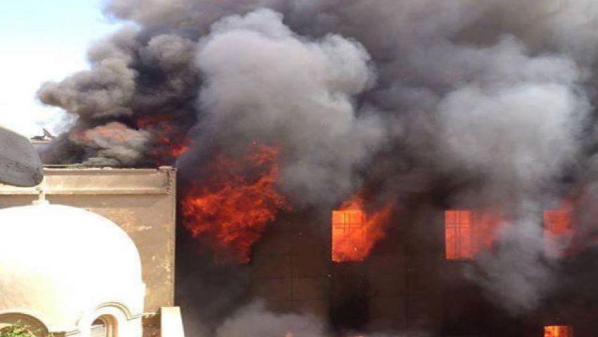 الكنائس ما بين الحرق والتدمير وسط غياب أمني تام