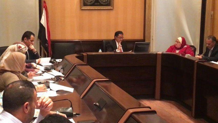 وزير الصحة: ضخ 622 كيس دم للغربية و422 للإسكندرية