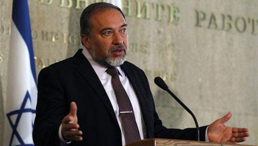 ليبرمان: إذا كنت رئيسًا للحكومة لأمرت باحتلال غزة