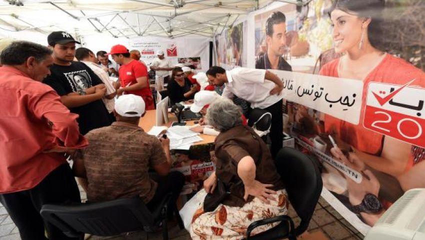 تونس تدخل الصمت الانتخابي