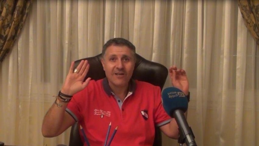 نجاد البرعي: بكاء طارق عبد الجابر يصب في مصلحة النظام