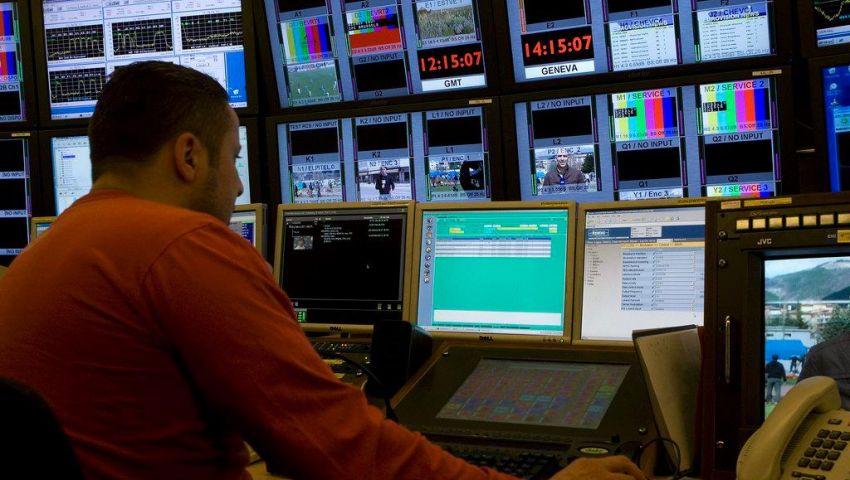 فيديو  تعرف على تقنية «البث الرقمي» لنقل مباريات أمم أفريقيا