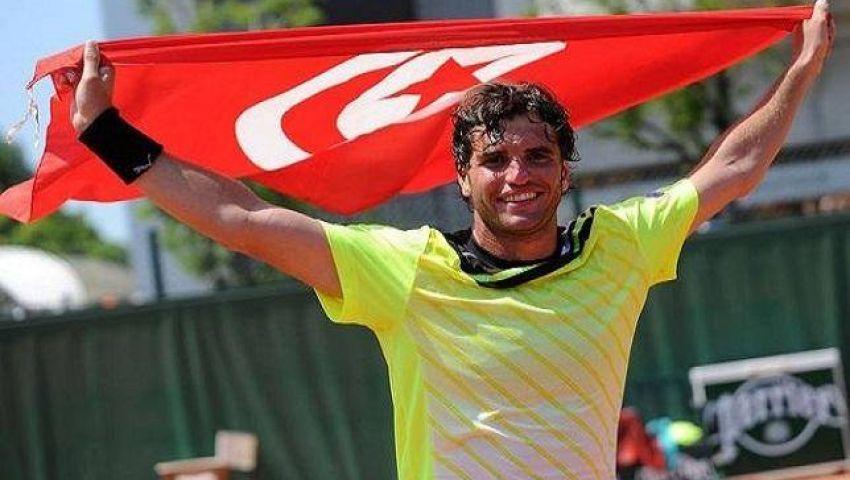 الجزيري يحقق أفضل مركز له في تصنيف التنس