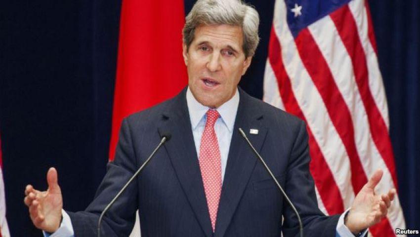 كيري: العلاقات المصرية الأمريكية عادت بقوة