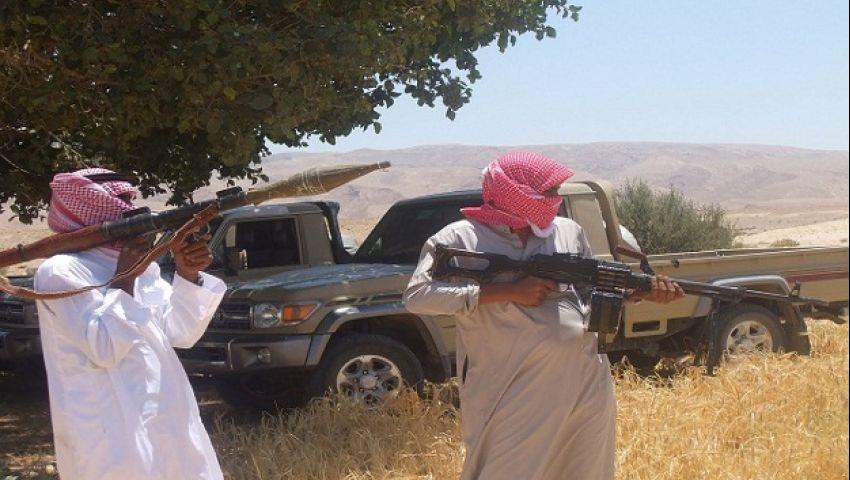 إصابة ضابط في هجوم على نقطة تفتيش بالعريش