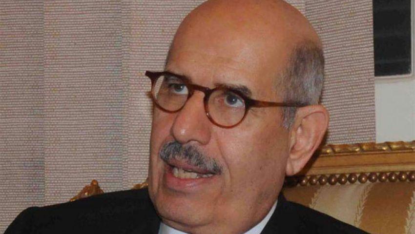 البرادعي: يجب تشكيل لجنة قضائية للتحقيق في أحداث الحرس