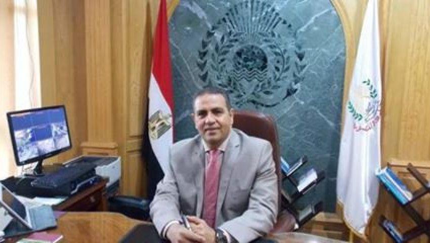 رئيس جامعة المنصورة: كاميرات مراقبة لرصد طلاب الأجندة