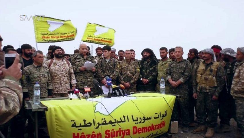 رئيس «سوريا الديموقراطية» يشرح صعوبات المرحلة الثالثة من حرب داعش