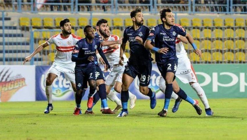 نهائي كأس مصر.. ننشر قائمة الزمالك وبيراميدز