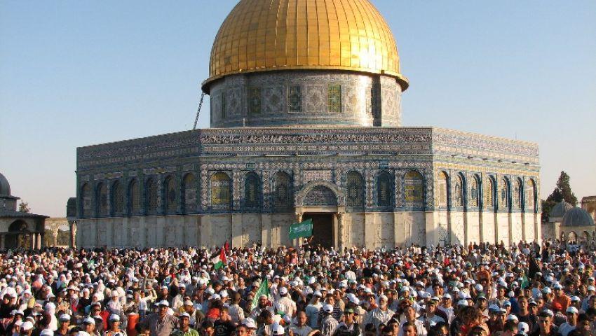 إسرائيل تمنع دخول الأقصى من هم دون 45 عاما