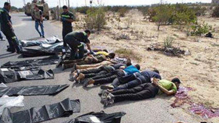 التحالف الشعبي: حادثة مقتل الجنود من تدبير الأمن