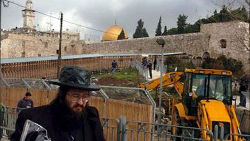 لجنة القدس: اليهود ماضون في مخطط الهيكل