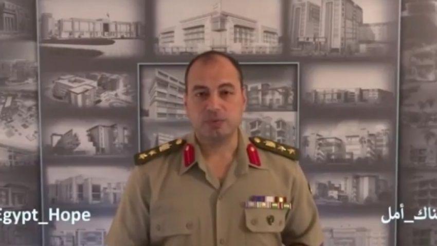 محامى قنصوة لمصر العربية: موكلي متهم بالإضرار بالنظام العسكري وبث فيديو الترشح للرئاسة