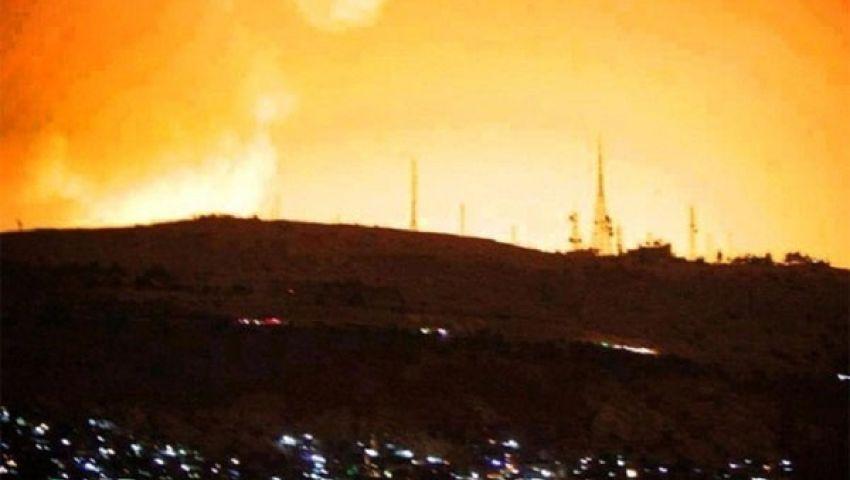 إجلاء الآلاف إثر حريق داخل مستودع للذخائر في روسيا