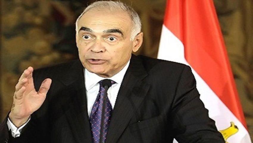 وزير الخارجية: ما حدث في مصر ليس انقلابا عسكريا