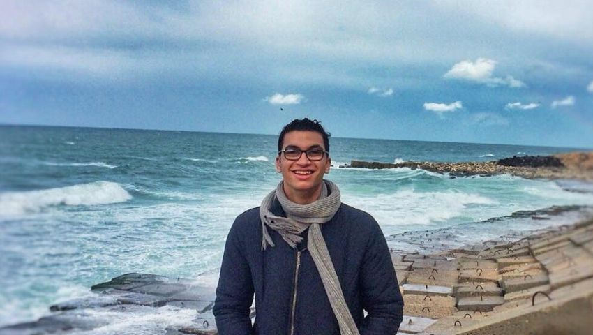 بعد إخلاء سبيله| عمر  مجدي شندي من الحجز للأسفلت ..«القصة الكاملة»
