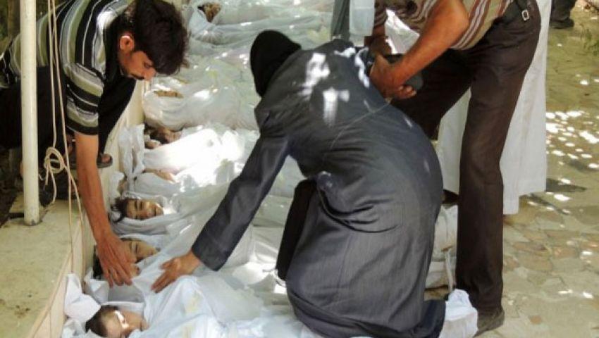 تقرير للأمم المتحدة يؤكد استخدام الأسد للكيماوي