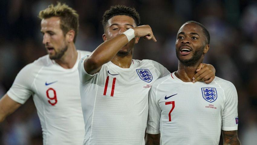 فيديو| تصفيات يورو 2020.. انجلترا تحافظ على صدارة مجموعتها