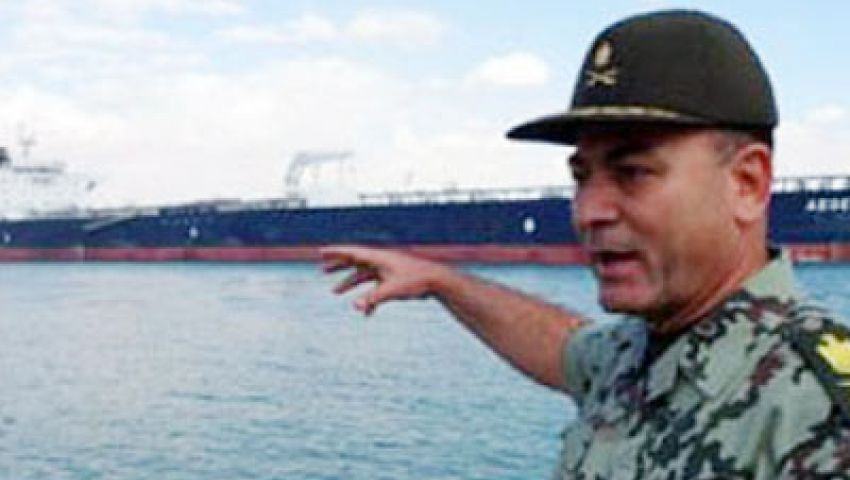لقاء هادئ لقائد الجيش الثالث مع بدو سيناء