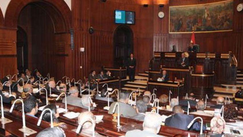 اجتماع طارئ لشيوخ مجلس الدولة لبحث تجاوزات عناني
