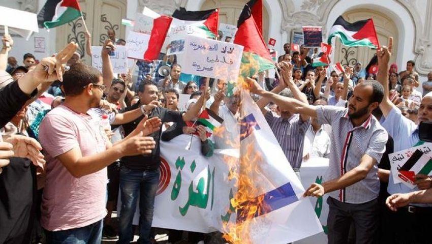 صلاة العيد في تونس.. دعاء وبكاء من أجل غزة