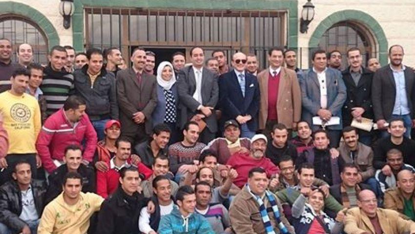 عمرو عثمان: توفير فرص عمل للمتعافين من الإدمان