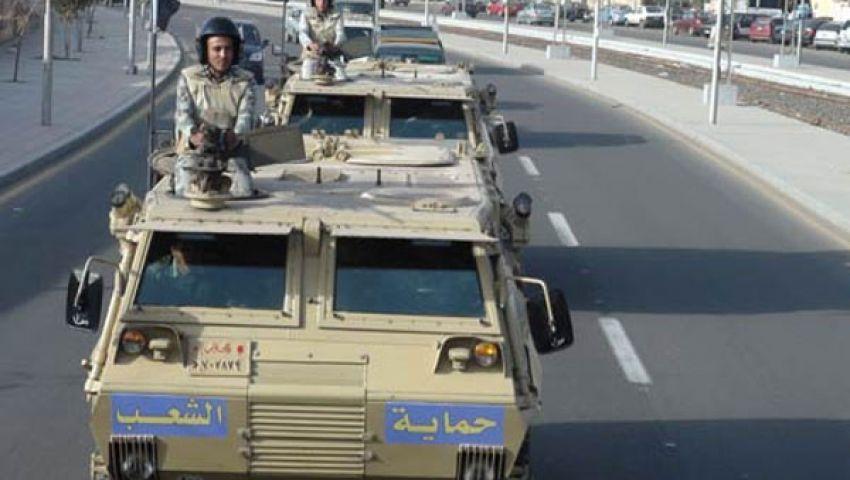 الجيش يؤمّن مدينة الإنتاج الإعلامي