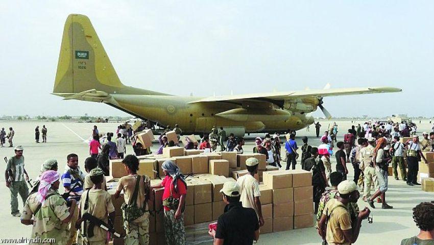 قطر ترسل طائرة مساعدات إنسانية إلى عدن