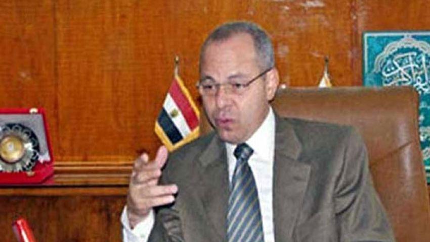 محافظ الإسكندرية الجديد يتعهد بحل مشكلات المعلمين
