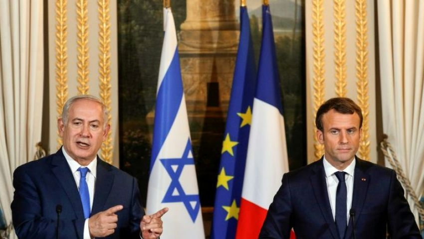 مواجهة دبلوماسية بين فرنسا ودولة الاحتلال الإسرائيلي.. فما السبب؟