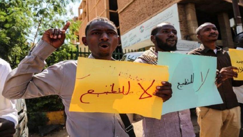 فيديو  تطبيع إسرائيل والسودان.. «ثلاث نعمات» مكان «اللاءات الثلاث»