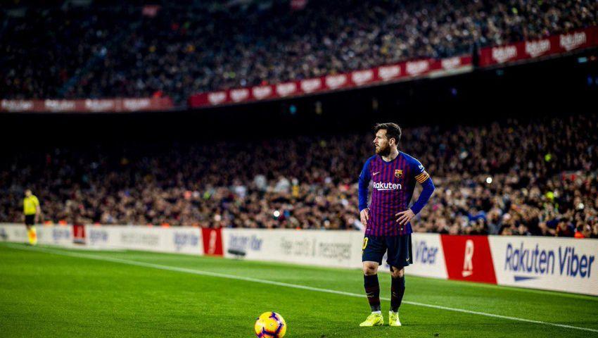 فيديو| برشلونة يعزز صدارته.. وميسي يحطم رقمًا جديدًا