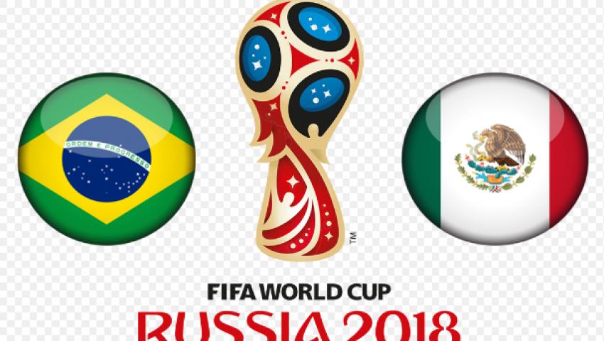 «تكريس عقدة» و«فك النحس».. شعار مواجهة البرازيل والمكسيك في المونديال