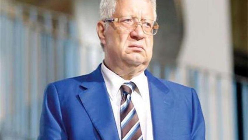 فيديو  مرتضى منصور: عودة آل الشيخ تشعل النيران بالأهلي