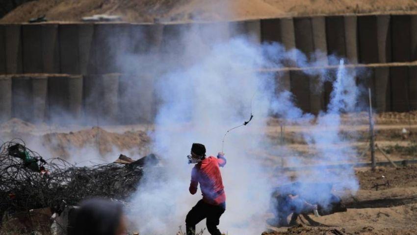 صور  في جمعة «التراحم و التكافل».. هكذا انتقم الاحتلال من الفلسطينيين