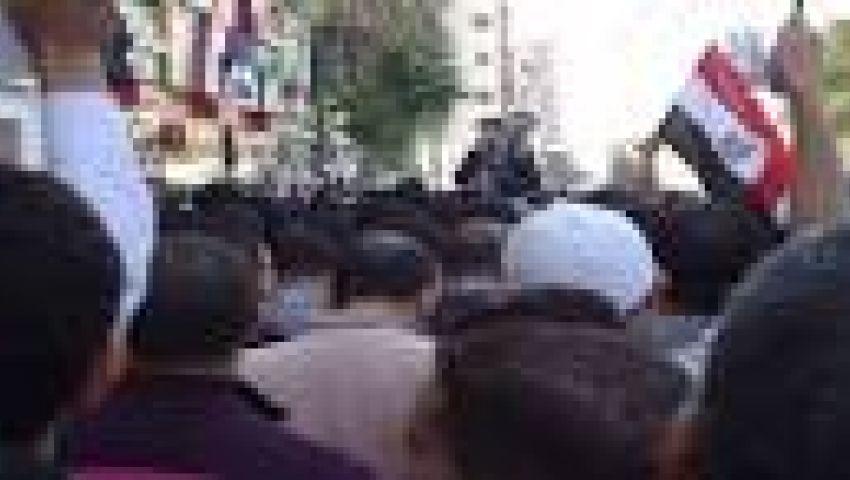 الأمن يطارد أنصار مرسي بالذخيرة الحية بأسيوط