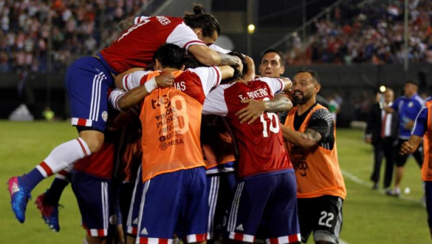 باراجواي تسقط الإكوادور بثنائية وتحافظ على آمالها في التأهل للمونديال